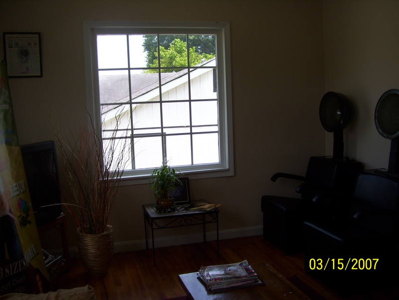 Another Sitting Room w/ Dryers